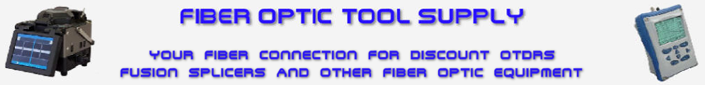 Fiber Optic Tool Supply