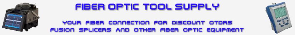 Fiber Optic Tool Supply